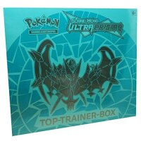 Sonne & Mond Ultra Prisma Morgenschwingen-Necrozma Top (Elite) Trainer Box - Deutsch