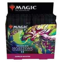 Modern Horizons 2 Collector Booster Display (12 Packs, deutsch)