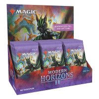 Modern Horizons 2 Set Booster Display (30 Packs, englisch) VORVERKAUF