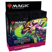 Modern Horizons 2 Collector Booster Display (12 Packs, englisch)