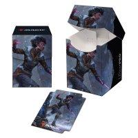 Magic Deck Box Kaldheim, Kaya the Inexorable (100+ Deck Box) von Ultra Pro