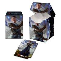 Magic Deck Box Kaldheim, Niko Aris (100+ Deck Box) von Ultra Pro