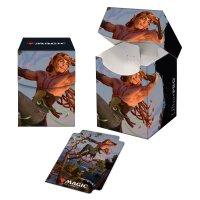 Magic Deck Box Kaldheim, Tyvar Kell (100+ Deck Box) von Ultra Pro