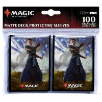 Ultra Pro Magic Sleeves - Kaldheim, Niko Aris (100 Kartenhüllen)