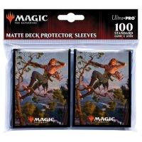 Ultra Pro Magic Sleeves - Kaldheim, Tyvar Kell (100 Kartenhüllen)