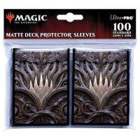Ultra Pro Magic Sleeves - Kaldheim, Planeswalker Symbol (100 Kartenhüllen)