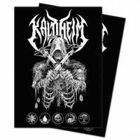 Ultra Pro Magic Sleeves - Kaldheim, Metal Art (100 Kartenhüllen)