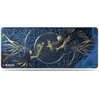 Magic Kaldheim Ravens Warning 6FT (ca. 180cm) Tisch Spielmatte von Ultra Pro