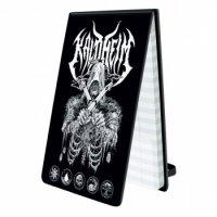 Magic the Gathering Life Pad Kaldheim Metal Art Edition