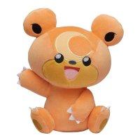 Teddiursa Plüschfigur 20 cm - Pokemon Kuscheltier von Wicked Cool Toys