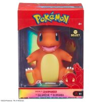 Glumanda Vinyl Figur ca. 10cm - Pokemon Figur von BOTI