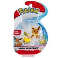 Evoli, Voldi Pokemon Battleset Figure 4 cm von BOTI