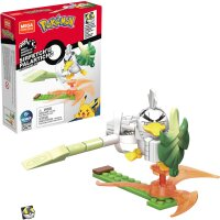 Pokémon Lauchzelot - Bauset von Mega Construx (84 Teile)