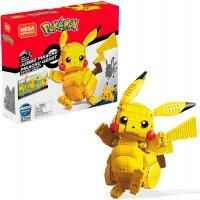 Pokémon Jumbo Pikachu - Bauset von Mega Construx (825 Teile)