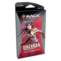 Ikoria: Lair of Behemoths Theme Booster Black (englisch)