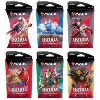 Ikoria: Lair of Behemoths Theme Booster Blue (englisch)