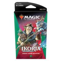 Ikoria: Lair of Behemoths Theme Booster Green (englisch)