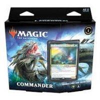 Magic Commander Legenden - Commander Deck Herrscher der Gezeiten (deutsch)