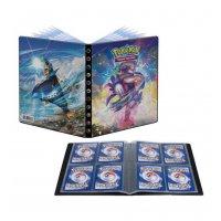 Pokemon Sammelalbum Kampfstile - Gigadynamax-Wulaosu, Impoleon (Ultra Pro 4-Pocket Album)