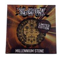 Yu-Gi-Oh! Bronze Metallplatte - Millennium Stone *LIMITIERTE EDITION*