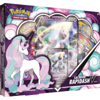 Galarian Rapidash-V  Box (englisch)