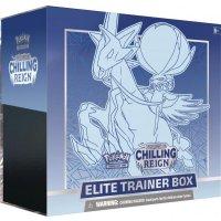Sword & Shield: Chilling Reign Elite Trainer Box Ice Rider Calyrex (englisch)