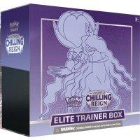 Sword & Shield: Chilling Reign Elite Trainer Box Shadow Rider Calyrex (englisch)