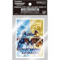Digimon Card Game - Omega Evolution Sleeves (60 Kartenhüllen)