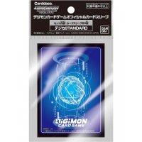 Digimon Card Game - Official Standard Sleeves (60 Kartenhüllen)