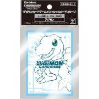 Digimon Card Game - Agumon Sleeves (60 Kartenhüllen)