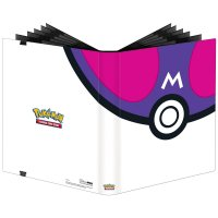 Ultra Pro Pokemon Pro-Binder Meisterball (groß, 9-Pocket für 360 Karten)