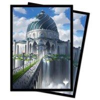 Ultra Pro Magic Sleeves - Strixhaven - Die Biblioplex (100 Kartenhüllen)