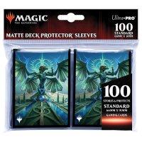Ultra Pro Magic Sleeves - Strixhaven - Tanazir Quandrix (100 Kartenhüllen)