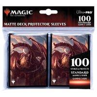 Ultra Pro Magic Sleeves - Strixhaven - Velomachus Lorehold (100 Kartenhüllen)