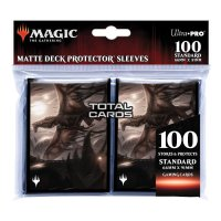 Ultra Pro Magic Sleeves - Strixhaven - Shadrix Silverquill (100 Kartenhüllen)