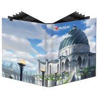 Ultra Pro Magic Binder Album Strixhaven, Die Biblioplex (groß, 9-Pocket)