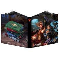 Ultra Pro Magic Binder Album Strixhaven, Will und Rowan (groß, 12-Pocket)