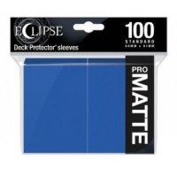Ultra Pro Eclipse Sleeves - Blau Matt (100 Kartenhüllen)