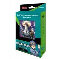Cardfight!! Vanguard overDress - Starter Deck 4: Megumi Okura - Sylvan King