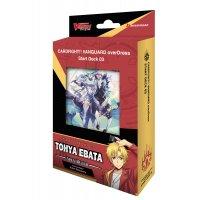 Cardfight!! Vanguard overDress - Starter Deck 3: Tohya Ebata - Apex Ruler