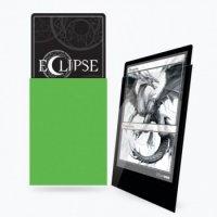 Ultra Pro Eclipse Sleeves - Hellgrün Gloss (100 Kartenhüllen)