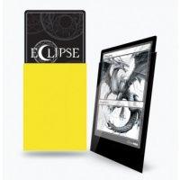 Ultra Pro Eclipse Sleeves - Gelb Gloss (100 Kartenhüllen)