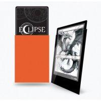 Ultra Pro Eclipse Sleeves - Orange Gloss (100 Kartenhüllen)