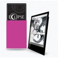Ultra Pro Eclipse Sleeves - Pink Gloss (100 Kartenhüllen)