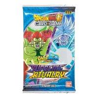 Dragon Ball Super Unison Warrior Series Set 4 - Supreme Rivalry Booster VORVERKAUF
